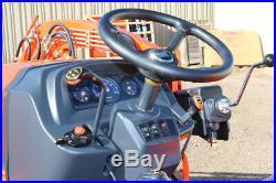 $0 Down $439 mo New 2019 Kioti DK5010HX-TLB 50HP 4x4 TRACTOR LOADER BACKHOE