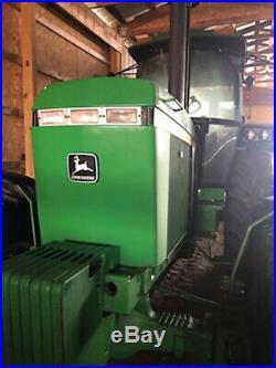 155 HP 1989 John Deere 4455 4x4 4WD Diesel Tractor 4055 4255 4555 4755 4955