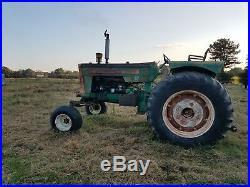 1850 Oliver Tractor Diesel