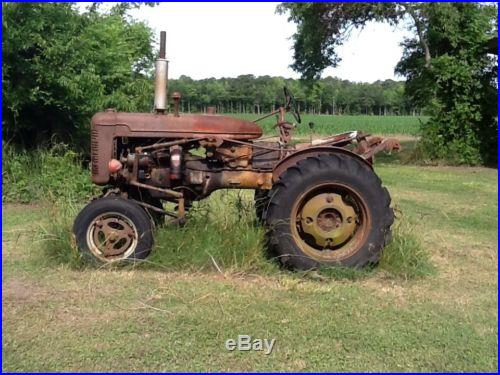 1930-1950'S Super A Tractor