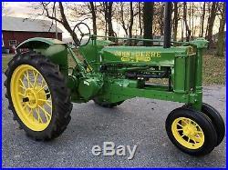 1935 John Deere Unstyled B
