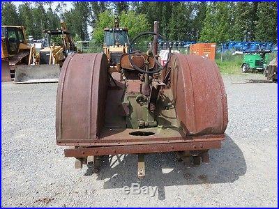 1937 John Deere Model D Farm Tractor Vintage -Parts/Repair