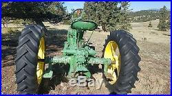 1937 John Deere Unstyled B Tractor