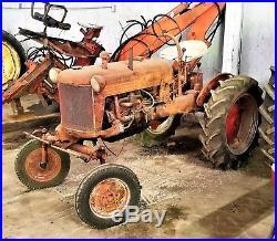 1948 Farmall Cub Gasoline Tractor ie- IH International Tractor gas