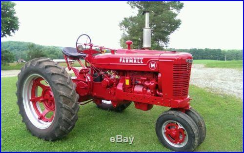 Farmall M Specifications : Farmall m tractor specifications l avvoltoio epub
