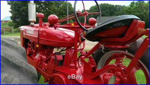 1948 IH Farmall M Tractor