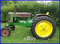 1949 John Deere G GW A B G D R H M 60 620 630 70 720 730 820 830 4020 WIDE FRONT