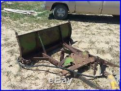 1950 John Deere MC crawler