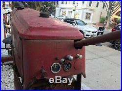 1950s MASSEY HARRIS MUSTANG TRACTOR BARN FIND