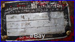 1951 Farmall M Barn Find