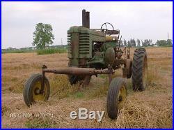 1951 John Deere (A) High Crop
