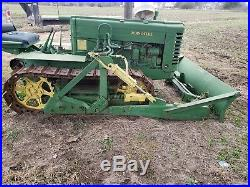 1952 john deere tractor