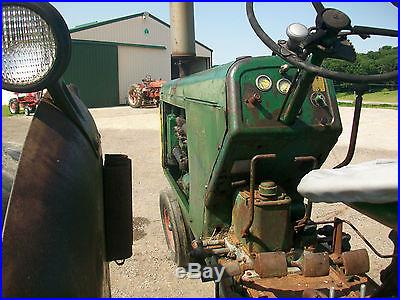 1953 Oliver 88 Antique Tractor NO RESERVE Runs Great
