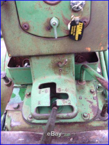 1954 John Deere 70 All Fuel 80 60 50 40 720 730 830