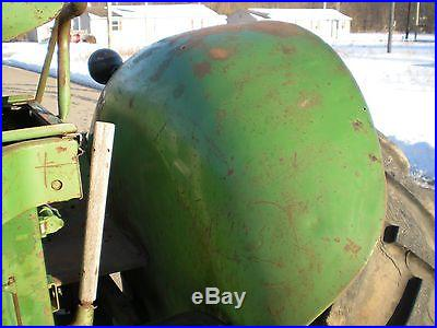 1954 John Deere 70 gas std