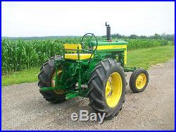 1956 John Deere 420 S Antique Tractor NO RESERVE 3 Point Hitch PTO Oliver Case