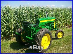 1957 John Deere 320 S Antique Tractor NO RESERVE A B G H 420 520 farmall Oliver