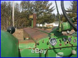 1957 John Deere 820 Antique Tractor NO RESERVE Excellent 80 830 a b g d farmall