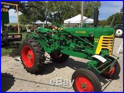 1957 Oliver Super 44 Oliver Model 3241, 2-14 Plow Tractor