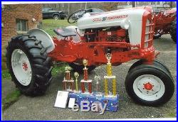 1958 Ford 961 Antique High / Row Crop Show Tractor Very Low Production Very Rare