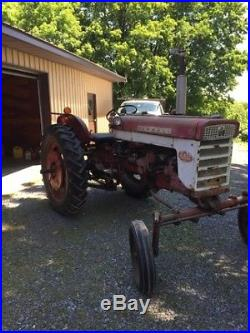 1958 International Harvester Farmall 240 Utility Tractors