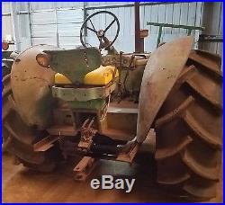 1958 John Deere 820 Diesel Tractor Rice Special ie- 830 80 720 730 R