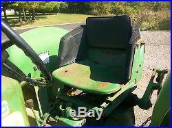 1959 John Deere 435 GM Diesel Antique Tractor NO RESERVE A B G D M R farmall