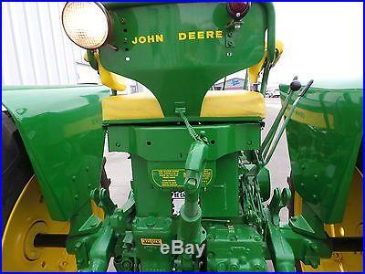 1959 John Deere 530 Dual Hydraulics 3 Point