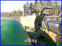 1959 John Deere 630 Gas Standard Antique Tractor NO RESERVE New Tires RARE