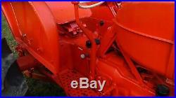 1960 Allis Chalmers D17 Series II Tractor Restored