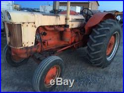 1961 J. I. Case Model 930 Diesel Tractor