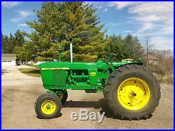 1961 John Deere 4010 Diesel Antique Tractor NO RESERVE 4000 4020 4030