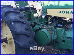 1961 Series 630 John Deere (gas engine)