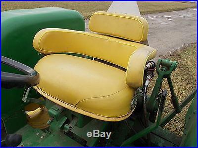 1963 John Deere 2010 Row Crop Utility Tractor Mowers