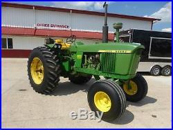 1964 John Deere 4020 Diesel Tractor For Sale Dual Hydraulics Fresh Off Farm