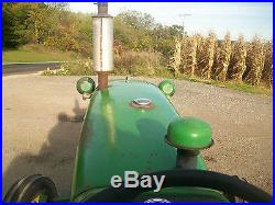 1964 John Deere 1010 RU Antique Tractor NO RESERVE A B G M D H farmall oliver