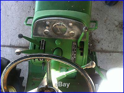 1965 John Deere 4020 Diesel