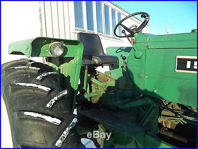 1965 Oliver 1550 Tractor NR