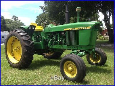 1966 John Deere 3020 Diesel Powershift