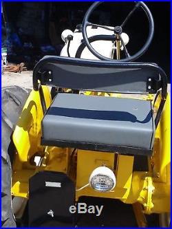1967 International Cub Lo-Boy tractor mower Farm equipment machine agriculture