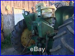 1967 John Deere 4020 diesel synchro shift tractor farm 4010 3020 3010