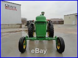 1969 John Deere 3020 Console LP WF Tractor Serial # 123524R