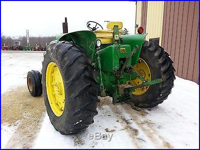 1970 John Deere 4020 Side Console Tractor