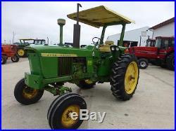 1971 John Deere 2520 Diesel Powershift Tractor For Sale Rops & Canopy Nice Orig