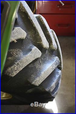 1971 John Deere 4000 powershift tractor