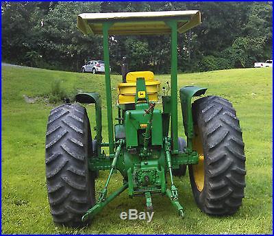 1971 john deere 4020 powershift side console mowers tractors. Black Bedroom Furniture Sets. Home Design Ideas