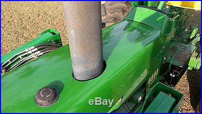 1972 John Deere 4000 Diesel Low Hours with Loader Excellent and Needs Nothing