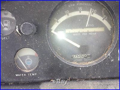 1972 John Deere 4320 with 6700 actual hours