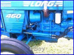 1972 Long 460. Model 1529. Runs Excellent. WITH 5 FOOT BUSH-HOG