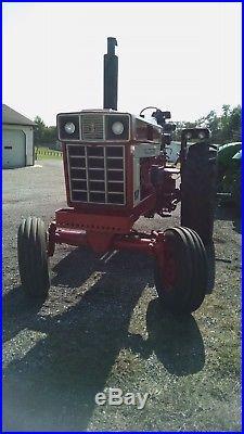 1973 international farmall 1066 tractor